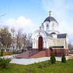 Больничный храм святителя Луки (Войно-Ясенецкого) исповедника