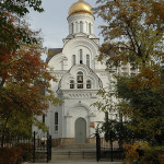 Храм святого равноапостольного великого князя Владимира
