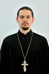 Священник Андрей Солодко