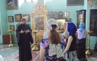 Паломническая поездка в Троицкое благочиние