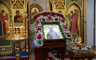 Престольный праздник в храме святителя Луки