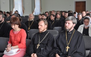 В Саратовской епархии продолжаются семинары, организованные государственной инспекцией труда