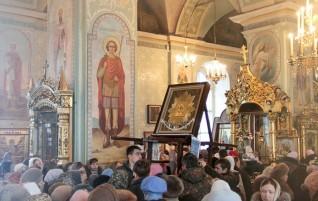 Крестный ход по Саратовской епархии