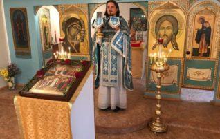 В праздник Покрова Божьей Матери состоятся богослужения на приписных приходах