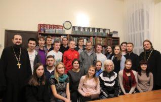 Ребята из клуба «Ладья» встретились с представителями Саратовской региональной общественной организации инвалидов
