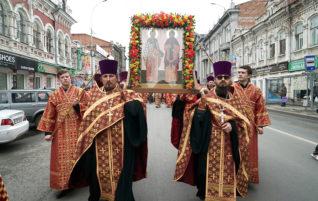 В Саратове проходят Дни славянской письменности и культуры