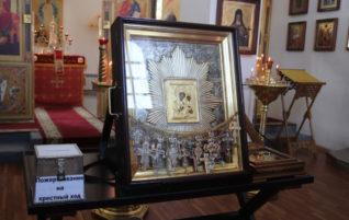 В храмах Центрального благочиния пребывает икона Божией Матери «Избавительница от бед»