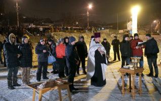В праздник Крещения Господня клирики Саратовской епархии совершат освящение открытых водоемов