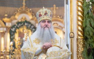 Приобщение к вере через интернет — возможно. Интервью с митрополитом Саратовским и Вольским Лонгином