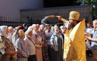 Престольный праздник храма во имя святой равноапостольной Марии Магдалины