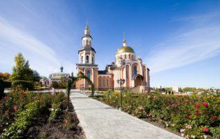 Святыни Саратовской епархии: Смоленская икона Божией Матери, именуемая «Одигитрия»