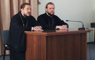 Приходу Покровского храма представили нового ключаря