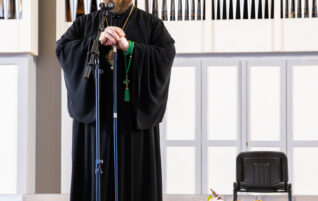 Митрополит Игнатий посетил вечер памяти архиепископа Александра (Тимофеева)